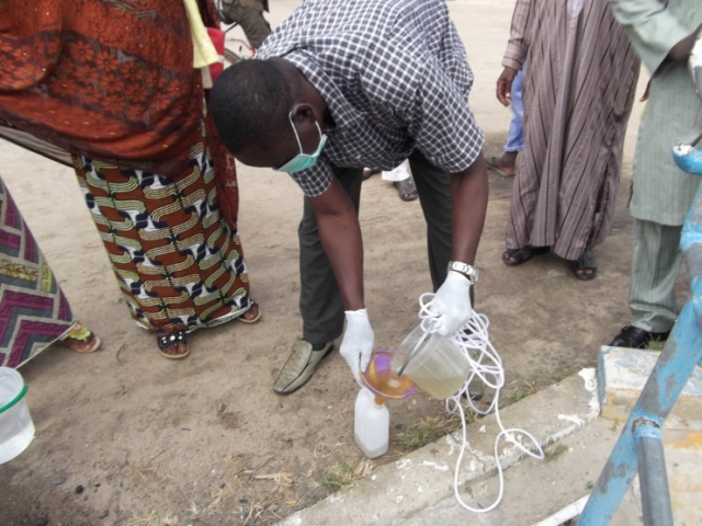 Image result for Polio Samples NIGERIA