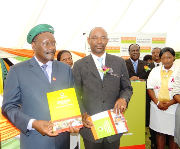 Zimbabwe lancerer accelereret Vmmc-strategisk plan, hvem-4882
