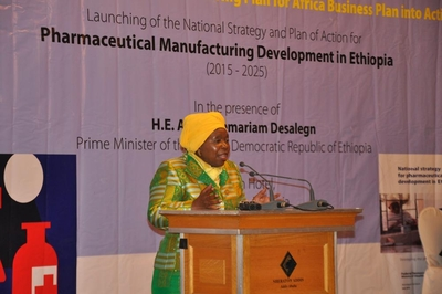 Landmark Launching of a 10-Year Strategy and Plan of Action