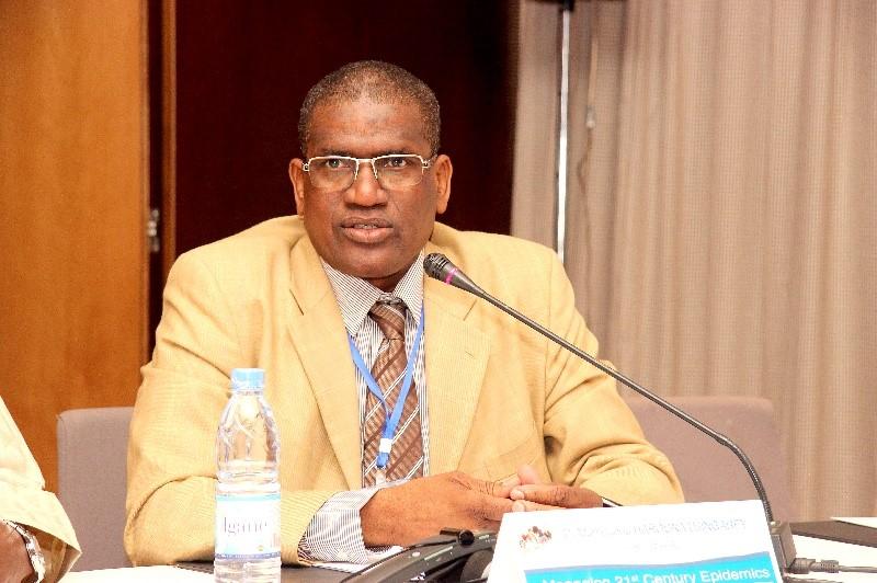 Le Directeur général de la Santé du Sénégal : « Capitaliser toutes les  initiatives pour relever les défis des épidémies du 21e siècle »   WHO    Regional Office for Africa
