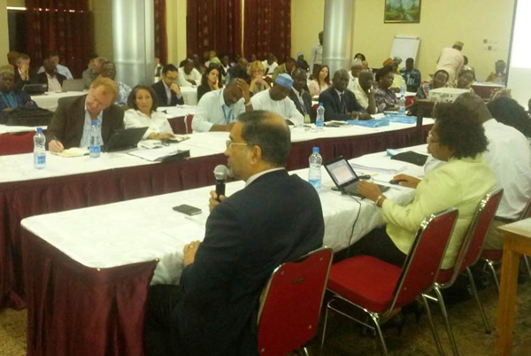 07 The 26th Session of Expert Review Committee meeting on Polio and Routine Immunization Abuja Nigeria