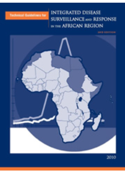 Technical Guidelines for Integrated Disease Surveillance and Response in the African Region