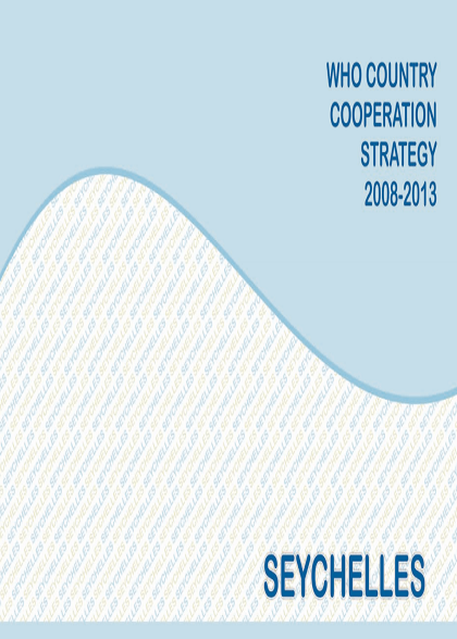 Country Cooperation Strategy: Seychelles 2008-2013