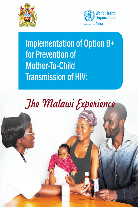 implementation-of-option-b+-for-prevention-of-mother-to-child-transmission