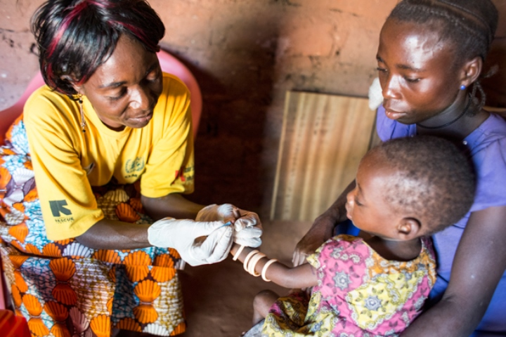 Extending health coverage in the Democratic Republic of Congo