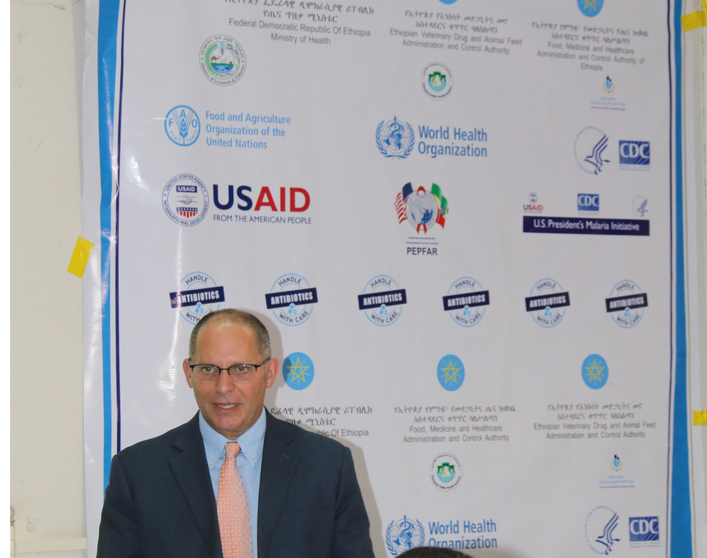 World Antibiotics Awareness week commemorated in Ethiopia