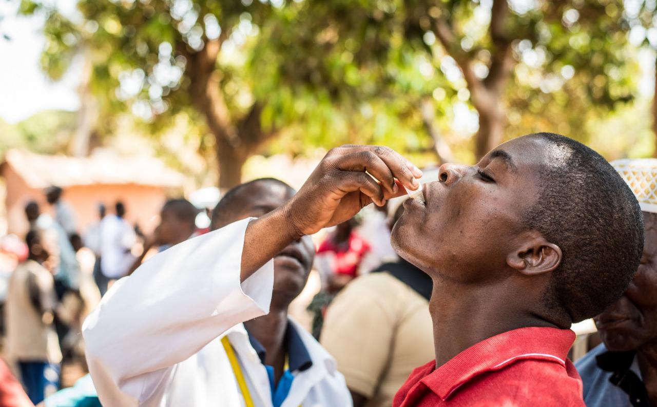 Cholera Immunization