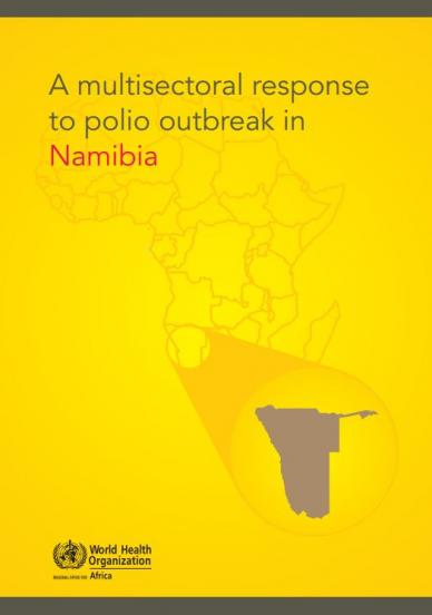 A multisectoral response to polio outbreak in Namibia