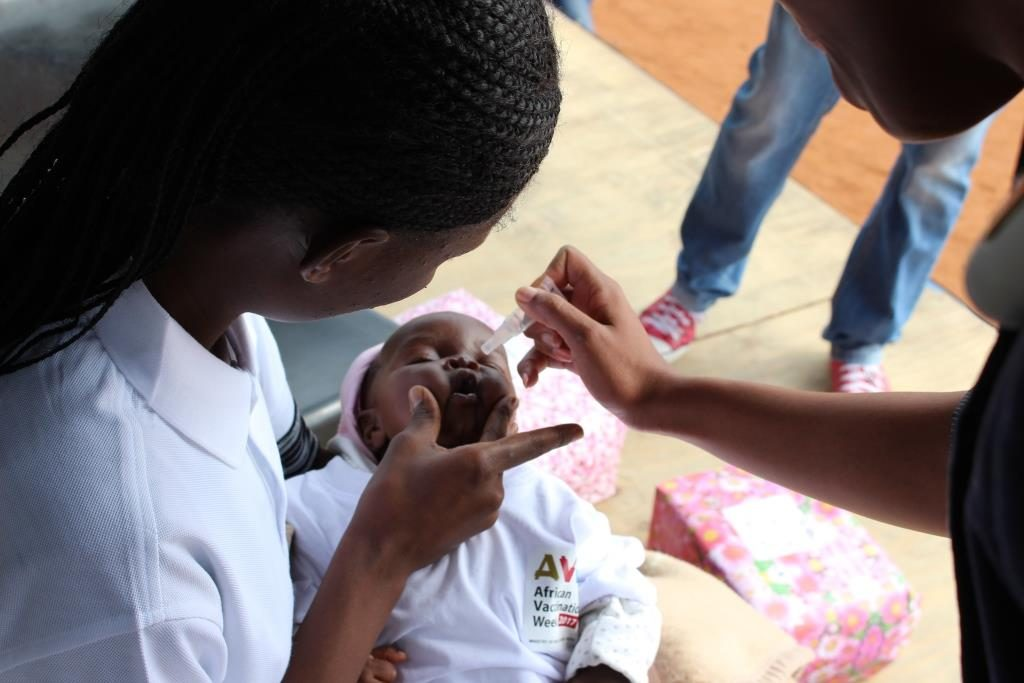African Vaccination week 2017