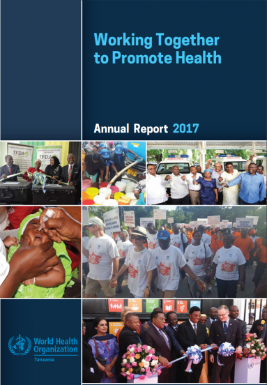 WHO Tanzania: Annual Report 2017