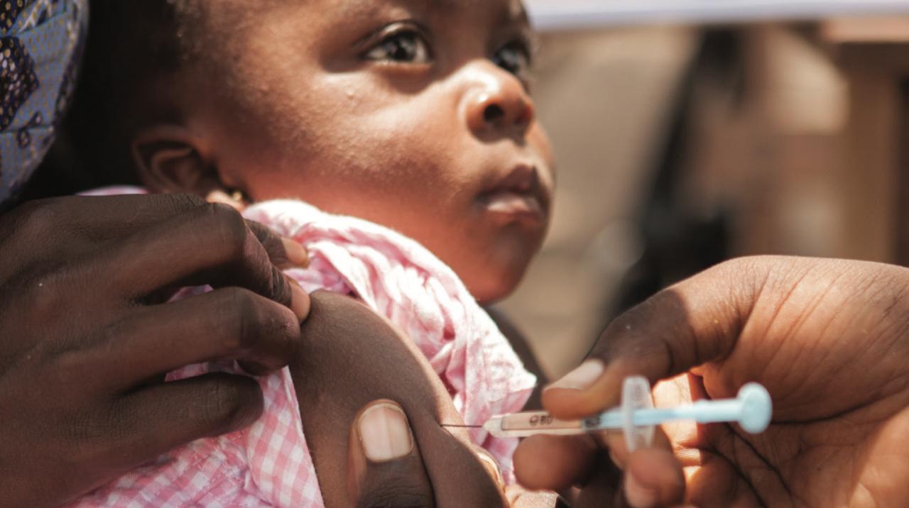 baby vaccinations during coronavirus