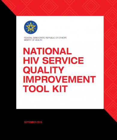 National HIV service quality improvement tool kit