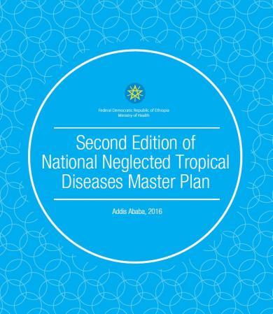 Second Edition of National Neglected Tropical Diseases Master Plan, 2016