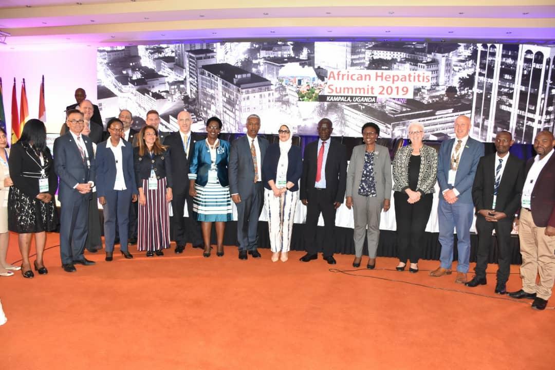 Uganda hosts Inaugural African Hepatitis Summit | WHO | Regional
