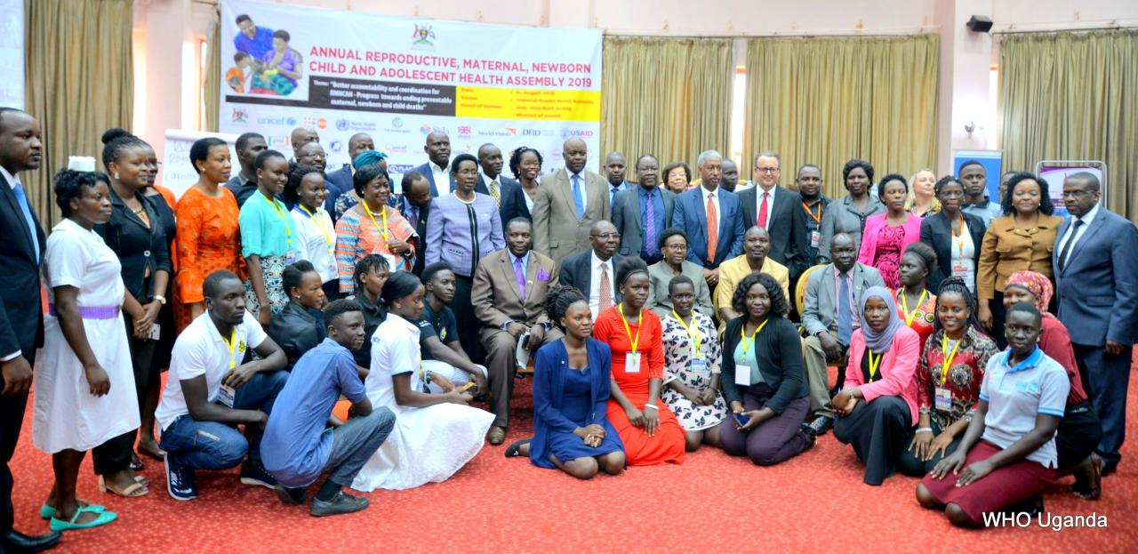 Ministry of Health and Partners Commit to Improving the