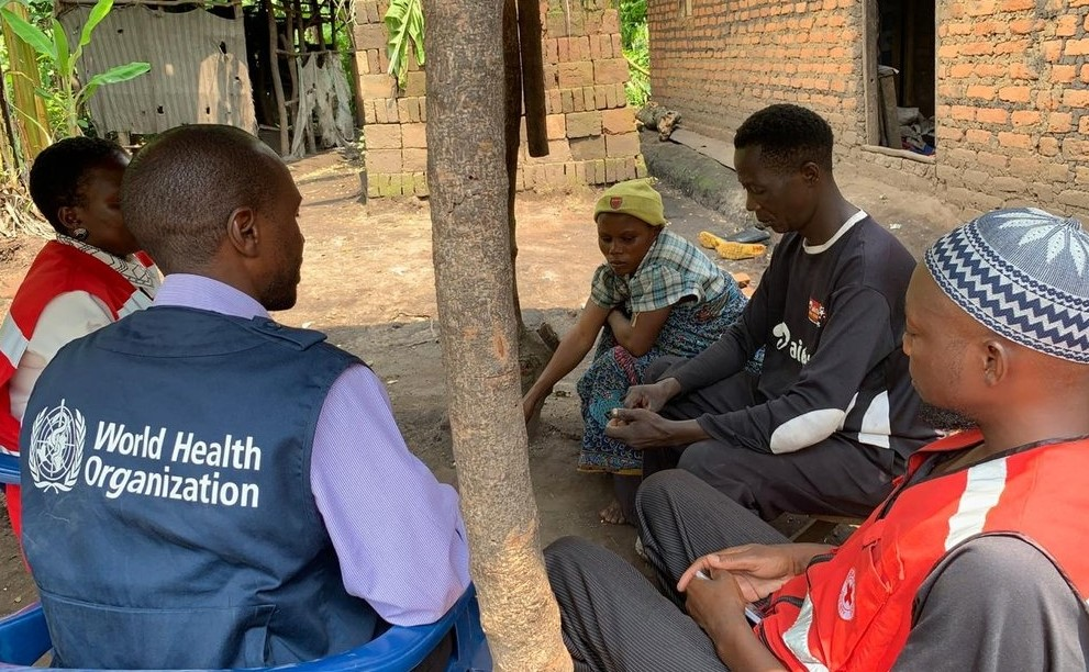Community engagement in the Ebola Virus Disease response
