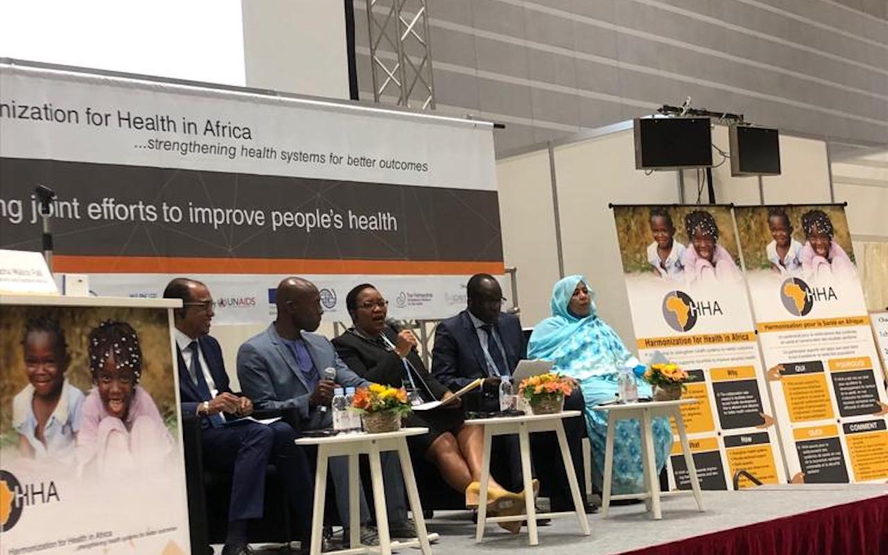 Health leaders see urgency of better coordination among partners for delivering universal health coverage in Africa