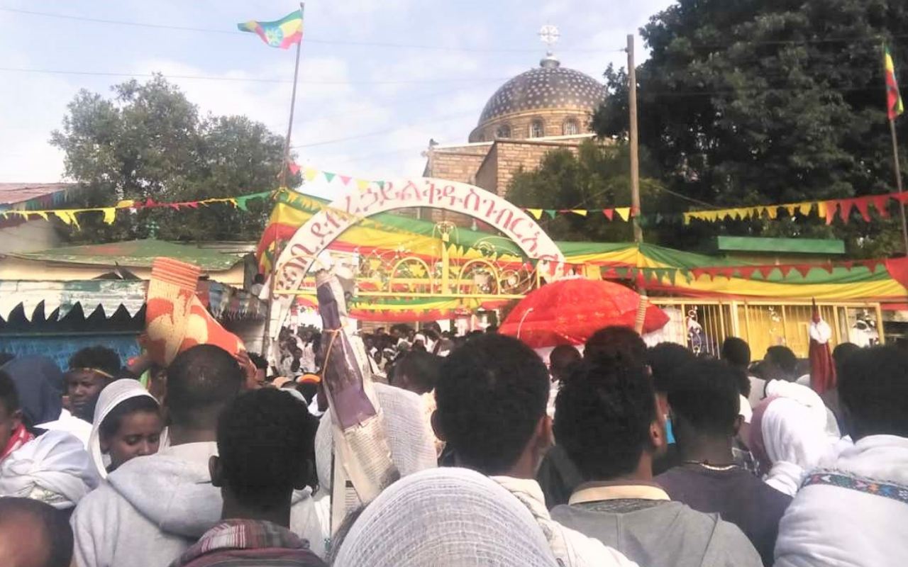 Protecting devotion from cholera in pilgrimage sites in Ethiopia