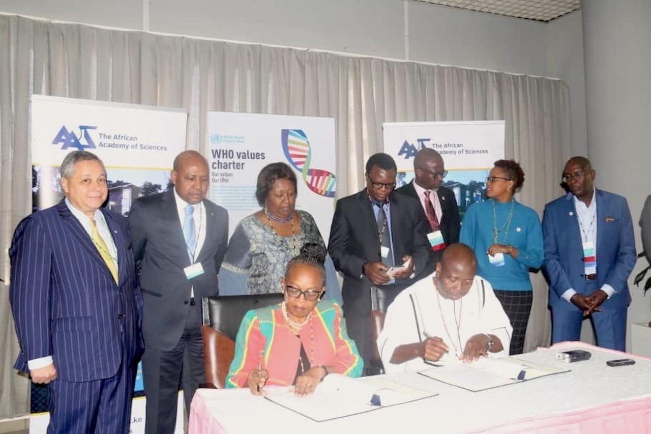 Regional partnership promoting high-impact ideas for a healthier Africa is announced
