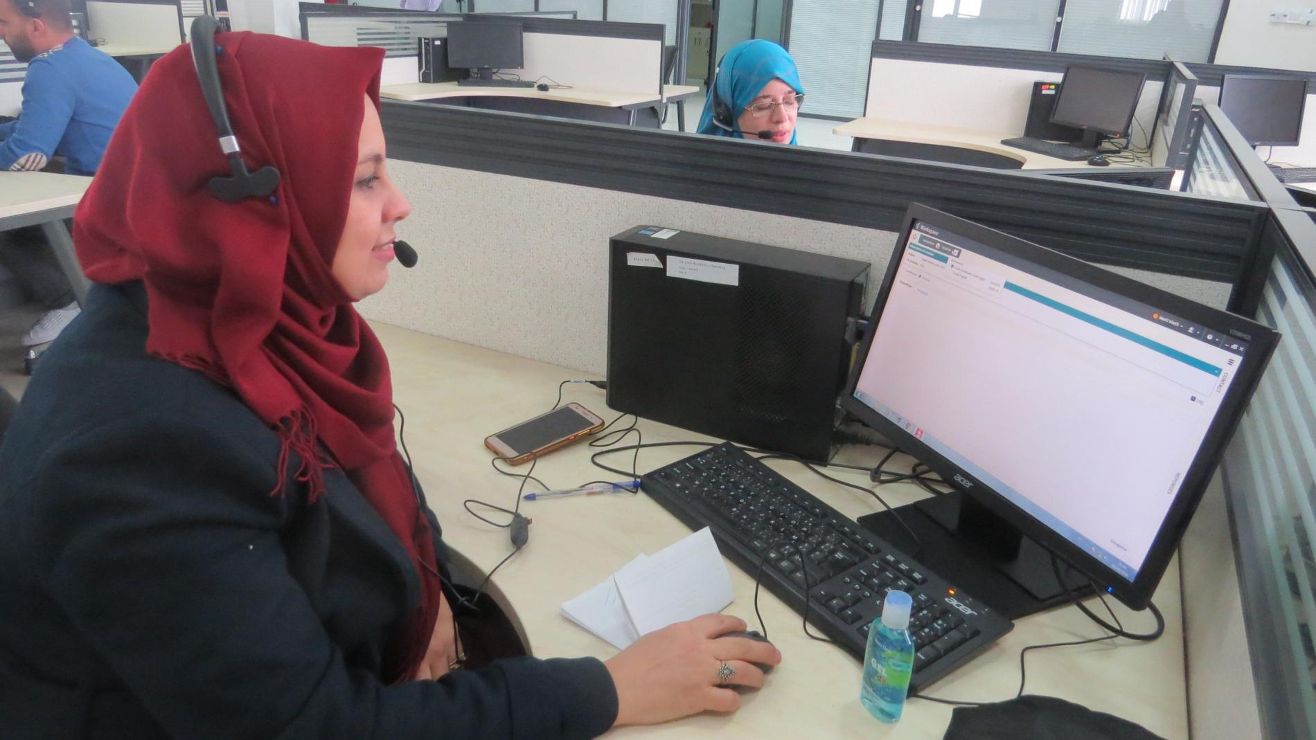 Algeria's COVID-19 hotline props up rapid response