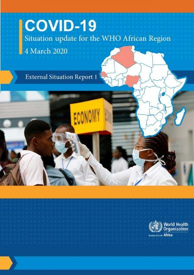 Situation reports on COVID-19 outbreak, 04 March 2020