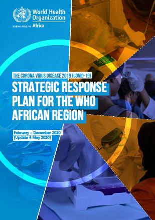 COVID-19 Strategischer Reaktionsplan in der afrikanischen Region der WHO