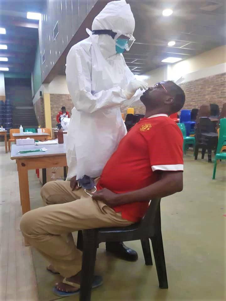 Namibia COVID - 19 Outbreak Response   WHO   Regional ...
