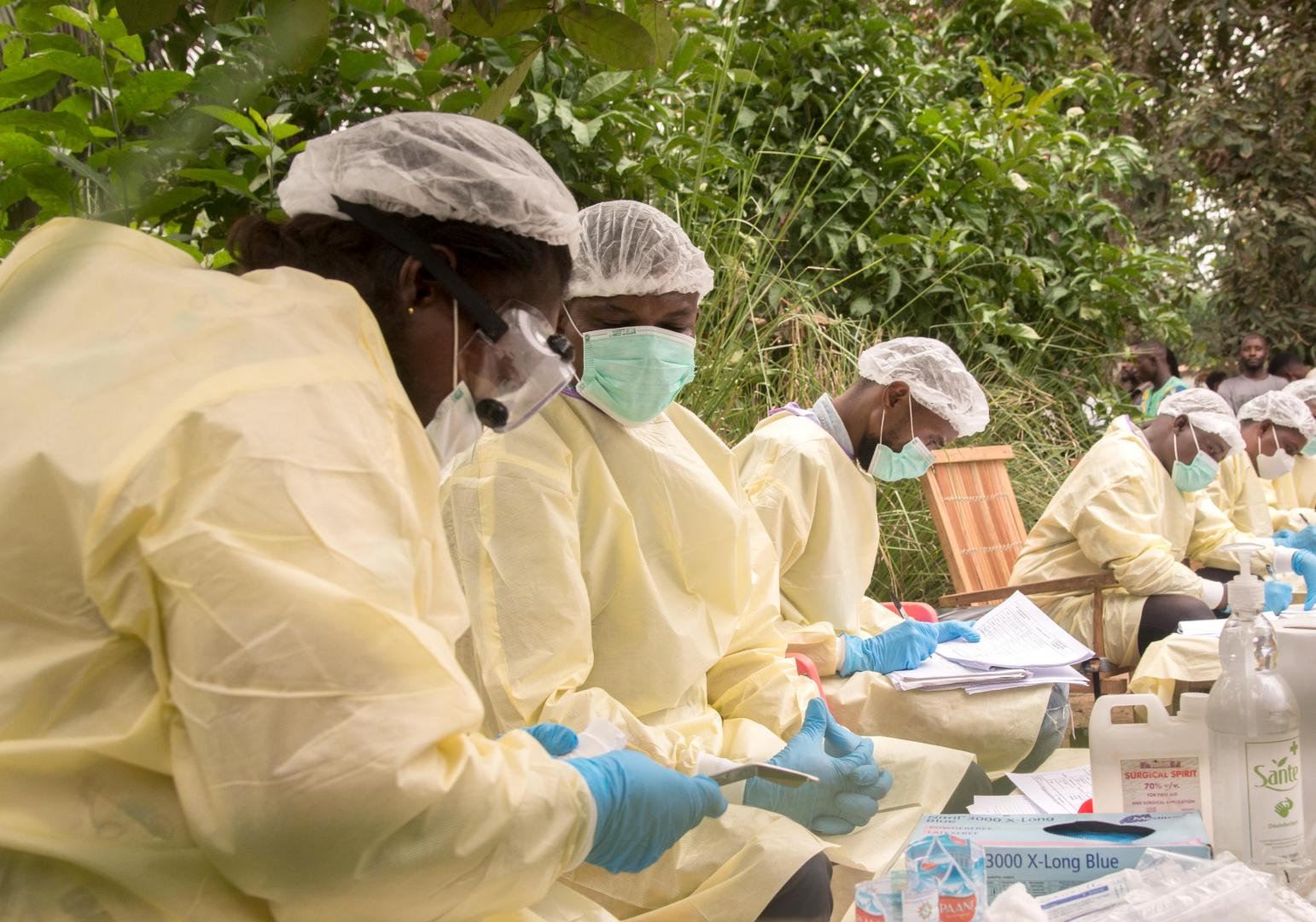 Democratic Republic of the Congo Ebola cases rise, surpass previous outbreak