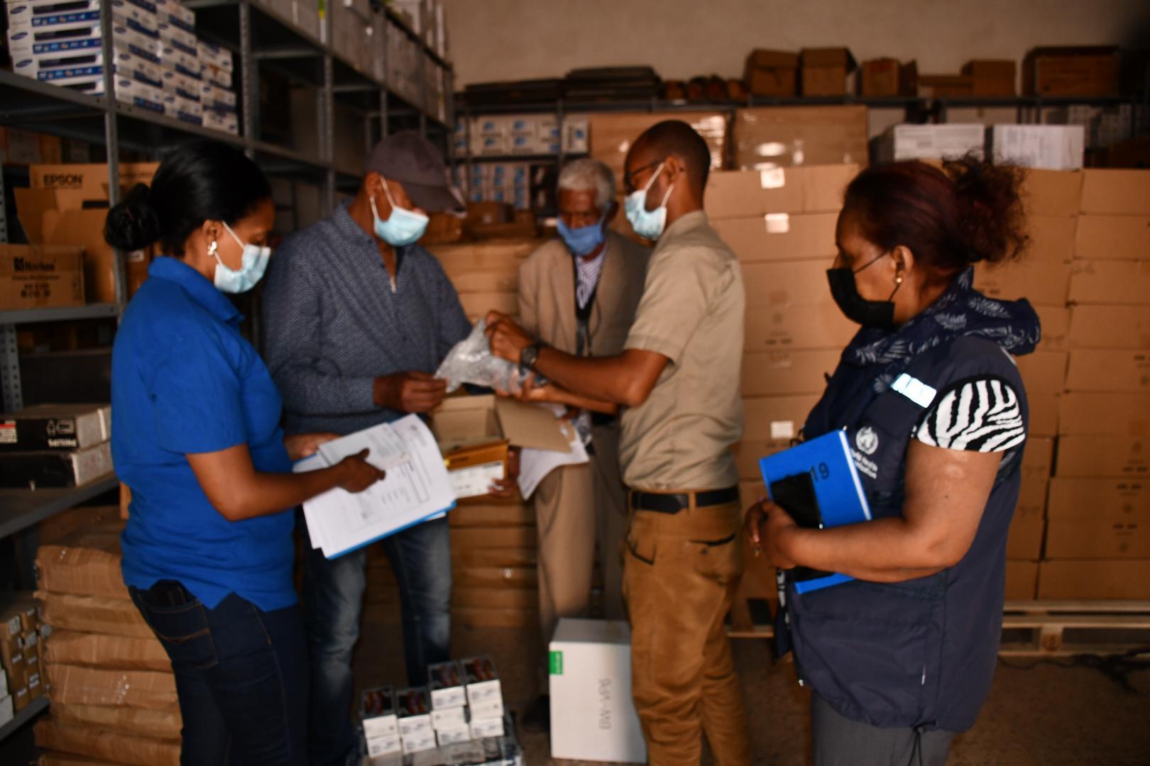 Donation of IT Equipment