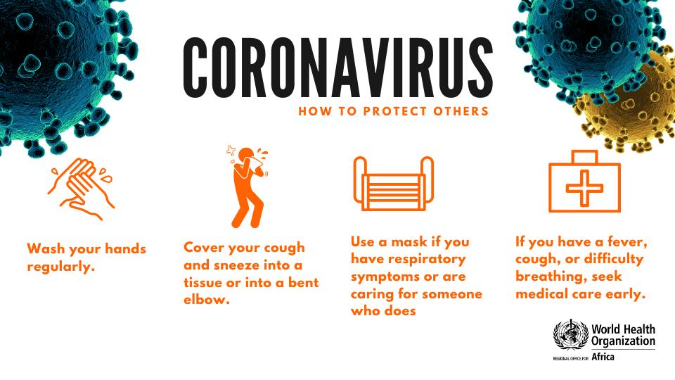 Coronavirus (COVID-19)   Regional Office for Africa