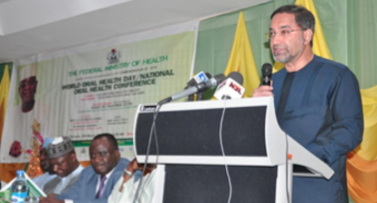Nigeria joins the world to commemorate world oral health day