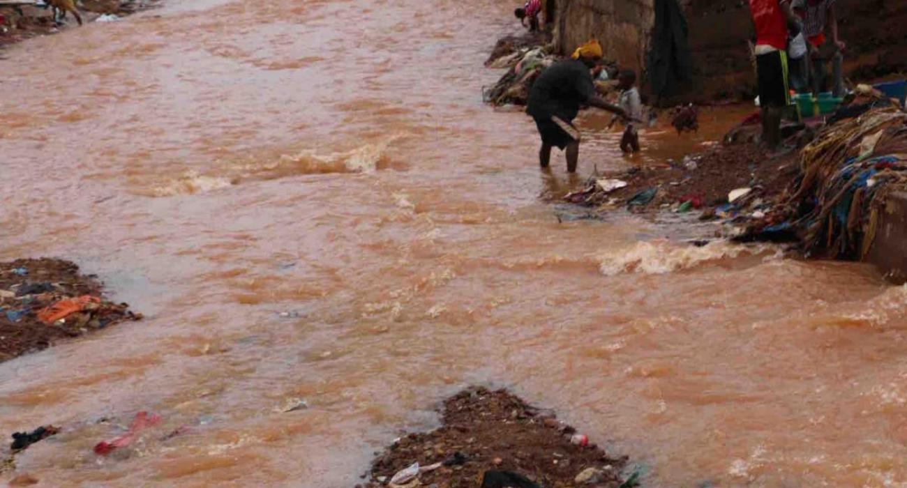 Flooding has caused massive displacement and increase health risks for affected communities