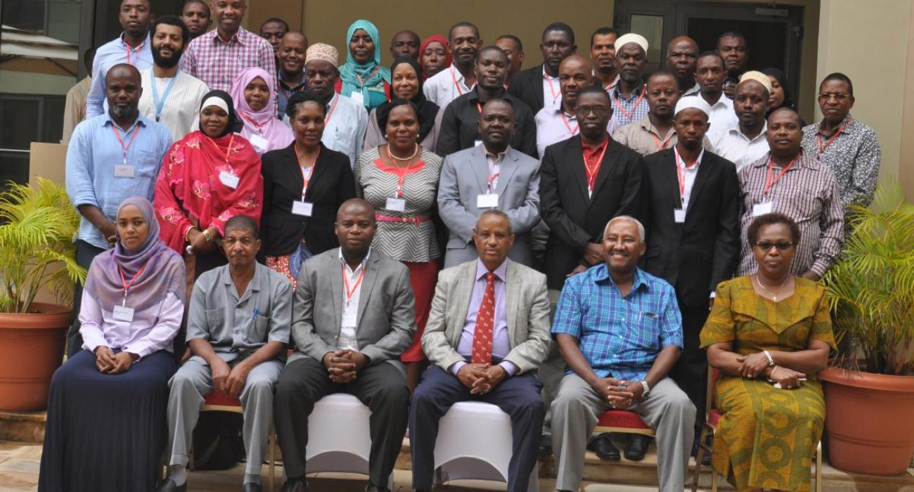 Experts who participated in the workshop
