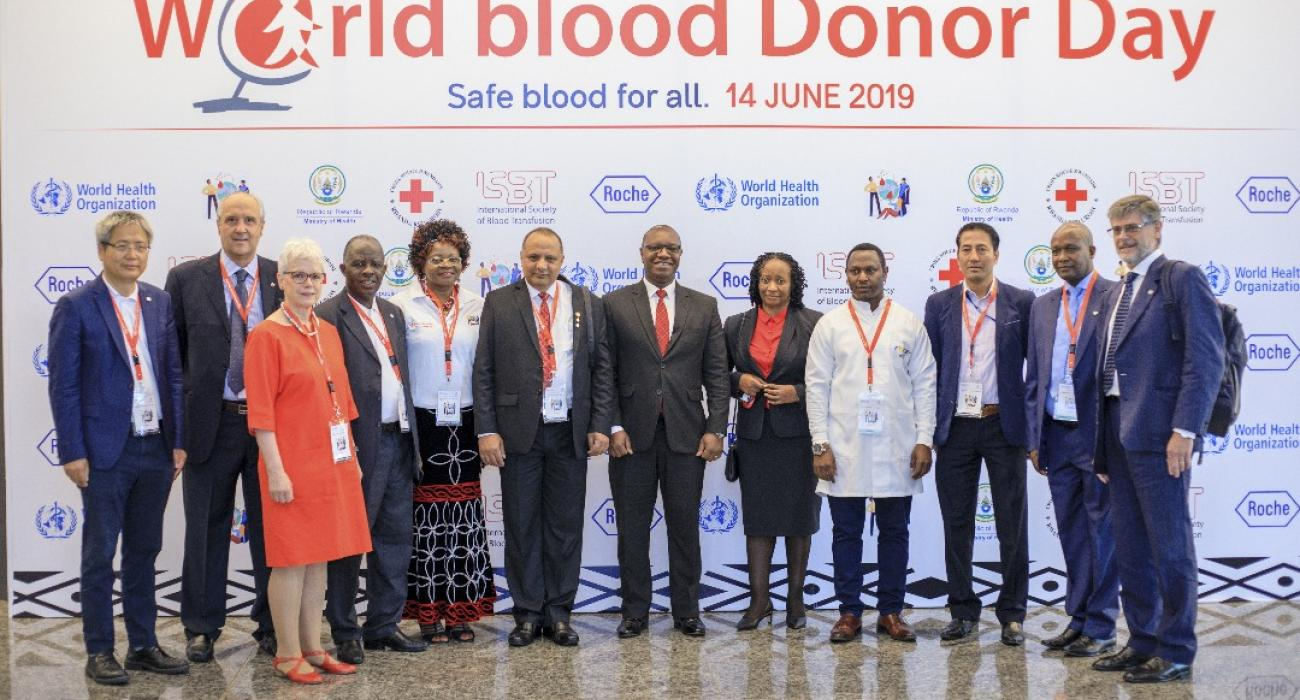 World Blood Donors Day 2019