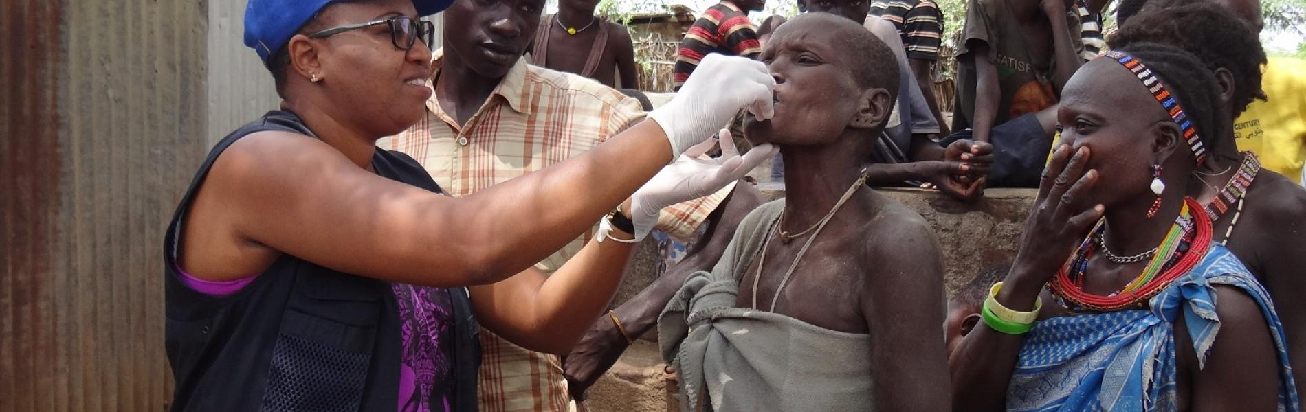 Oral Cholera Vaccination campaign to combat cholera in South Sudan concludes despite security and access challenges