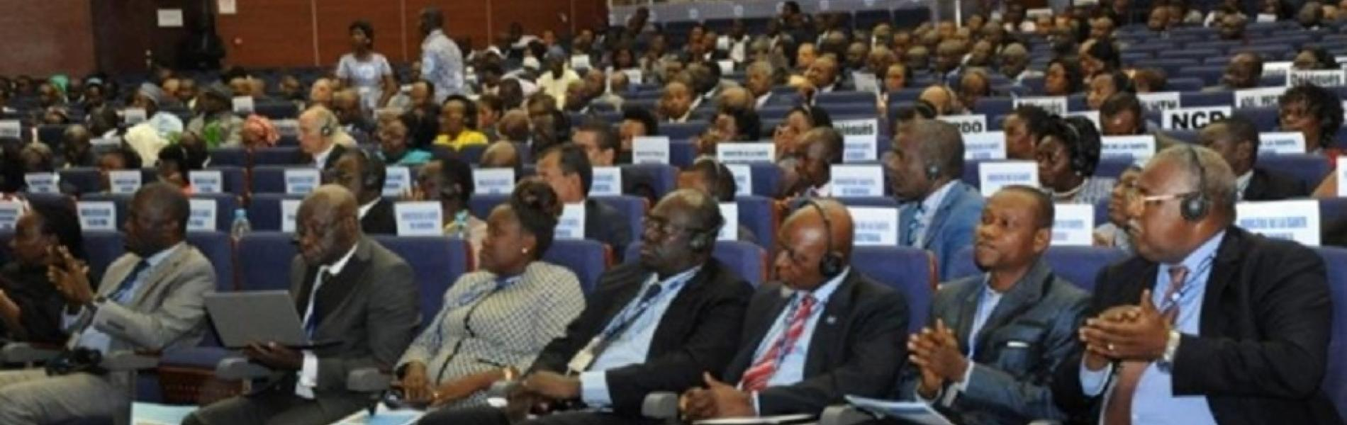 Health Ministers Endorse a Research Strategy for the African Region