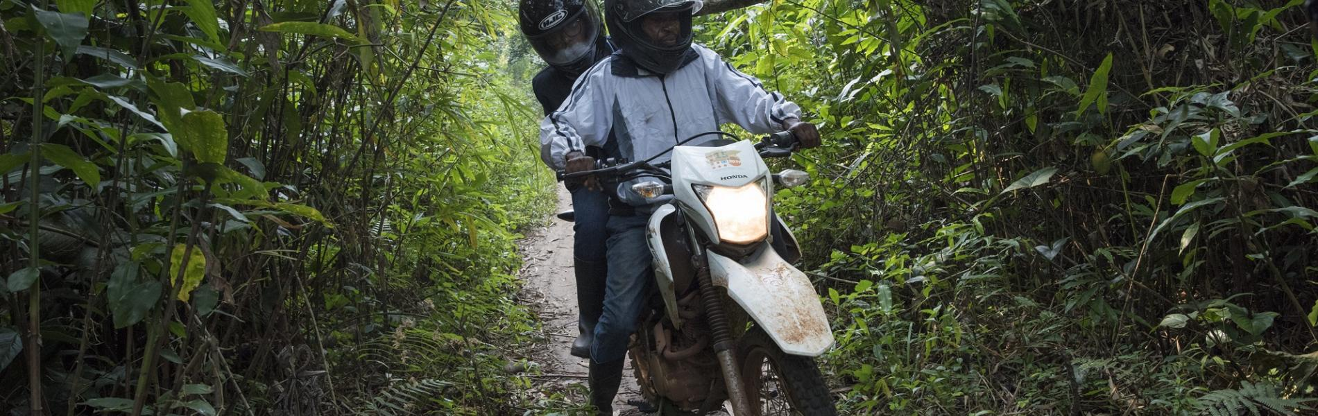On the hunt for Ebola in the Democratic Republic of Congo