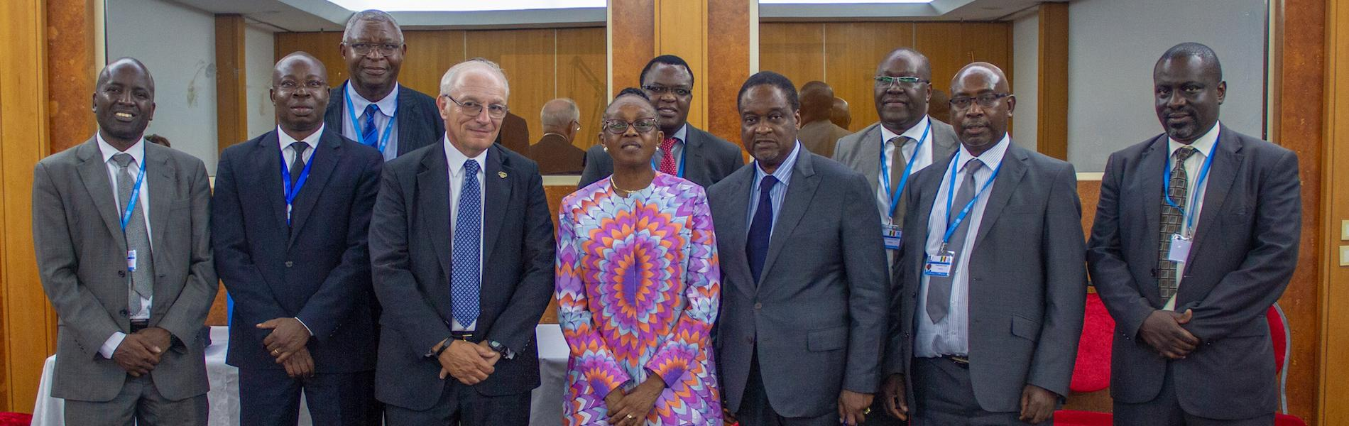 WHO and Mercy Ships sign collaborative agreement to strengthen surgical care in Africa