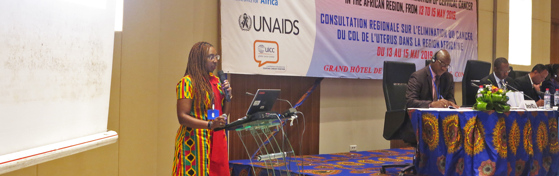 A consultation was held from 13-15 May in Brazzaville