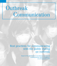 Best practices for communicating with the public during an outbreak
