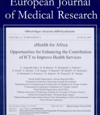 eHealth for Africa Opportunities for Enhancing the Contribution of ICT to Improve Health Services [1.73 MB]