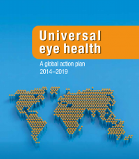 Universal eye health: a global action plan 2014–2019