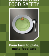 Food Safety Newsletter: World Health Day 2015