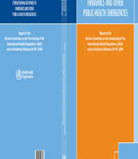 Strengthening Response to Pandemics and Other Public-Health Emergencies