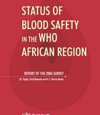 More publications: Blood Safety, Laboratories and Health Technology