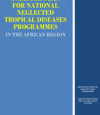 Guide for Preparing a Master Plan for National Neglected Tropical Diseases Programmes in the African Region