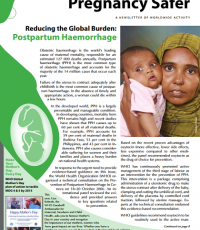 Reducing the Global Burden:Postpartum Haemorrhage