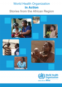 World Health Organization in Action cover image
