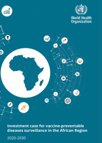 Investment case for vaccine-preventable diseases surveillance in the African Region 2020-2030