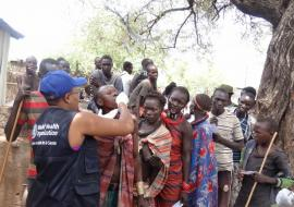 South Sudan declares the end of its longest cholera outbreak